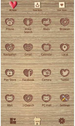 Simple Wallpaper-Love Heart- 1.0.2 Windows u7528 2