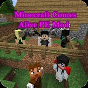 NEWMinecraft Comes AlivePE Mod 2.11 Icon