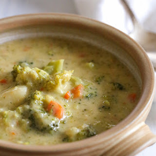 Low Fat Broccoli Cheese Soup Recipes