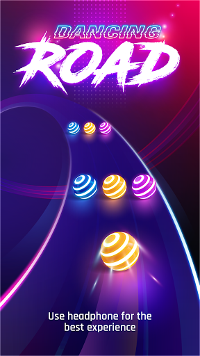 Dancing Road: Colour Ball Run!  captures d'u00e9cran 6