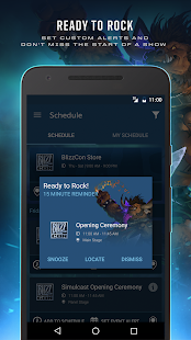 BlizzCon Guide- screenshot thumbnail