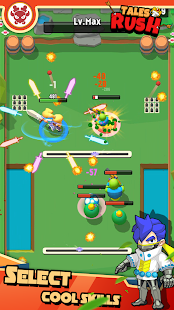 How to hack Tales Rush for android free