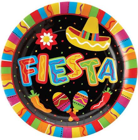 Tallrikar - Fiesta Fun