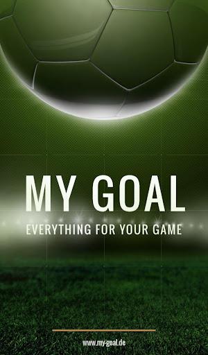 "MY GOAL ""您的私人足球教练"""