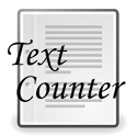 Text Counter(OLD) icon