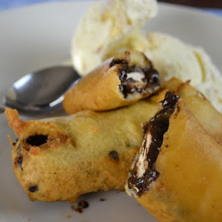 The Deep Fried Mars Bar