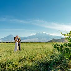 Fotógrafo de bodas Albert Buniatyan (Albertphoto). Foto del 30.08.2017