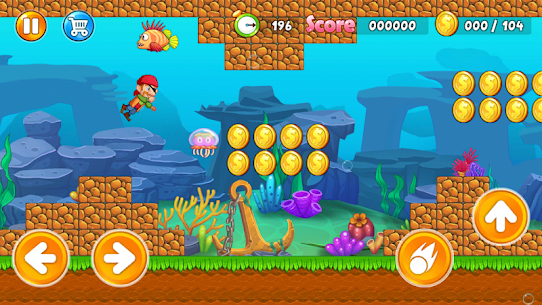 Super Jake's Adventure – Jump & Run! Apk Download For Android 3
