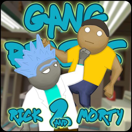 Gang Beasts Rick And Morty 2