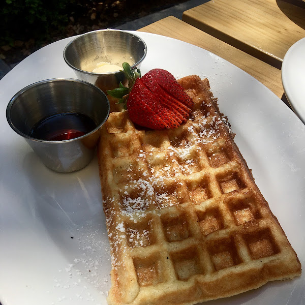 Best waffle ever!
