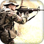 Commando Sniper Shooting