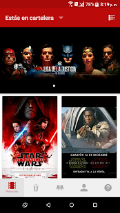 Yelmo Cines App- screenshot thumbnail