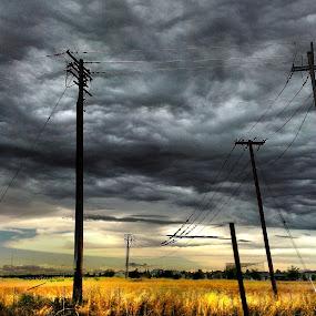 Poles by Brandon Rose - Novices Only Landscapes