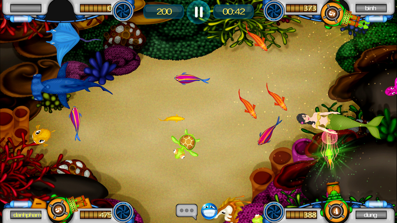 Fish Shooter Fish Hunter Android Apps On Google Play
