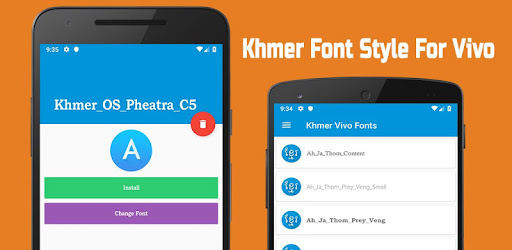 Khmer Font Style For Vivo - Apps on Google Play