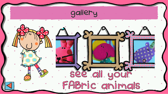 FABric animals starring Emily- screenshot thumbnail