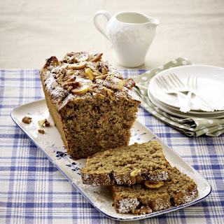 Banana and Walnut Bread.