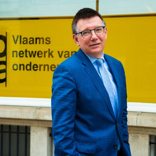 Photo of Hans Maertens, Managing Director of Voka