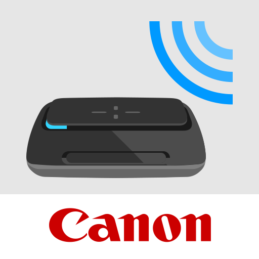 Canon Connect Station Icon