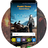 Theme PUBG for Huawei/Honor