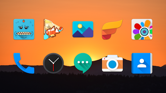 Perfect Icon Pack - náhled