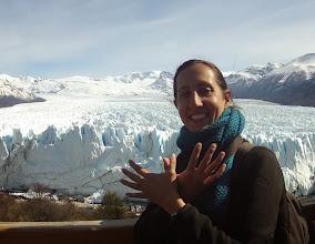 Photo: Glacier Perito Moreno (Argentine)