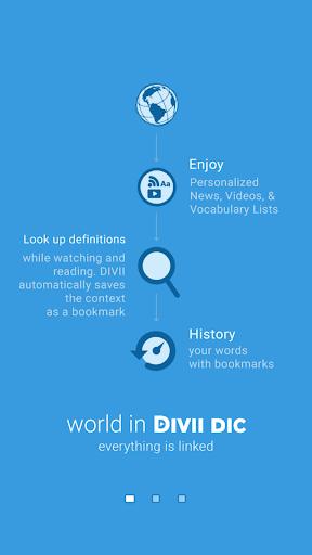 DIVII:English Video Dictionary