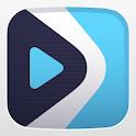 Televzr Media Player icon