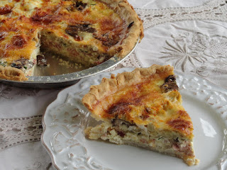 Quiche Sherry's Way Recipe