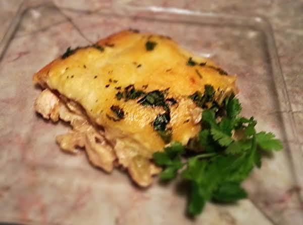 Heavenly Chicken Enchiladas Recipe