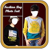 Fashion Boy Photo Suit