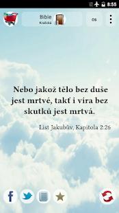 Bible poezie - náhled