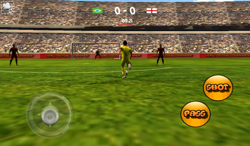 Free Real World Football Cup screenshot 4