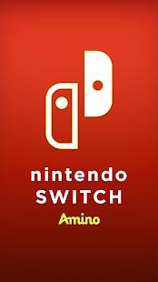 Nintendo Switch Amino - náhled