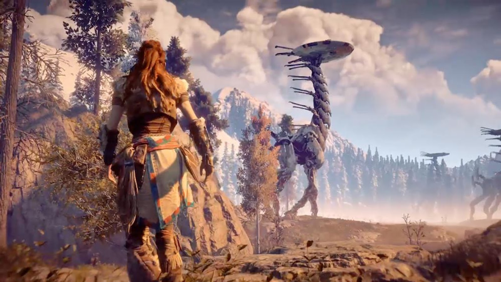 Image result for horizon zero dawn ancient armor