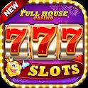 Full House Casino - Free Vegas Slots Machine Games icon