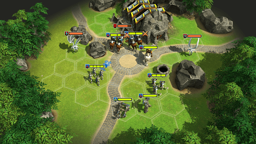 SpellForce: Heroes & Magic screenshot 4