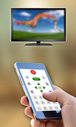 シルバニアのテレビリモコン