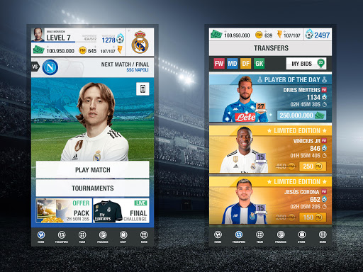 PRO Soccer Cup 2019 Manager 8.51.100 screenshots 7