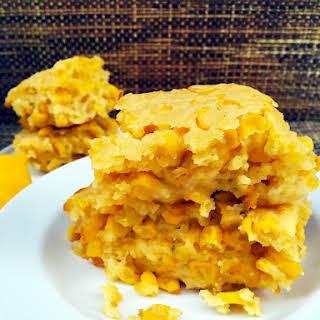 Cornbread Pudding.