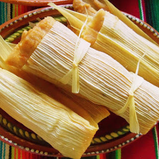 Chile Colorado Pork Tamales Recipe