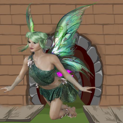 Fairy Stirring Escape Princess Games