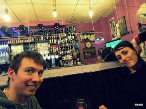 Photo: žužu bar, kde Jiřího přešly všechny chmury