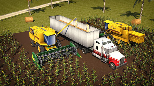 Farming Simulator 2018 - Farm Games  screenshots 1