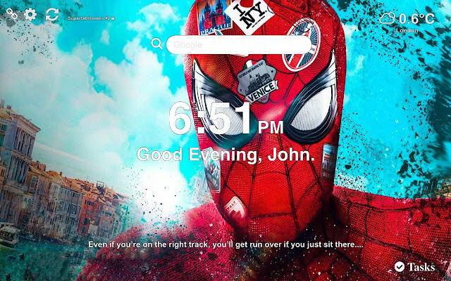 Spider-Man Far From Home Wallpapers 2019
