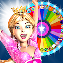 Princess Angela Games Wheel icon