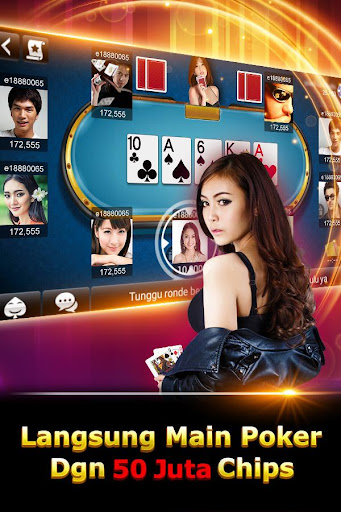 Luxy Poker-Online Texas Holdem 1.9.4 screenshots 1