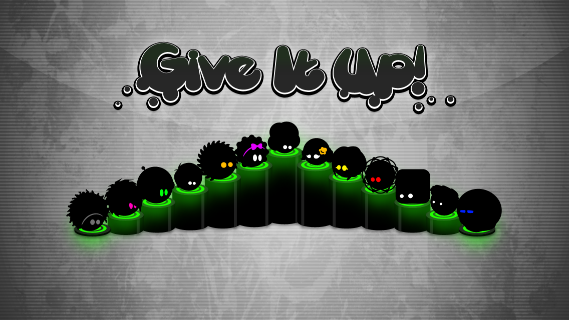 Give It Up!- screenshot