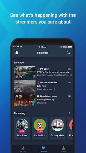 Mixer u2013 Interactive Streaming 3.1.0 screenshots 1