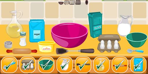 Cake Girls Games Cooking Games 4.0.0 screenshots 8